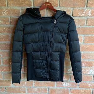 KENNETH COLE Jacket with hoodie